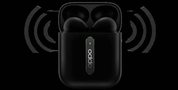 OPPO ENCO Free True Wireless Headphone (Black)