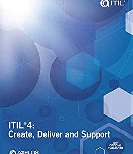 ITIL 4 Specialist Create Deliver and Support