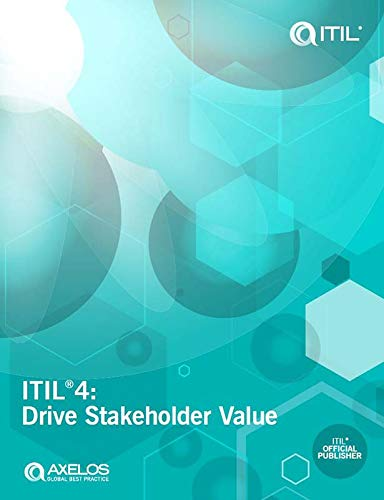 ITIL4 Specialist Drive Stakeholder Value